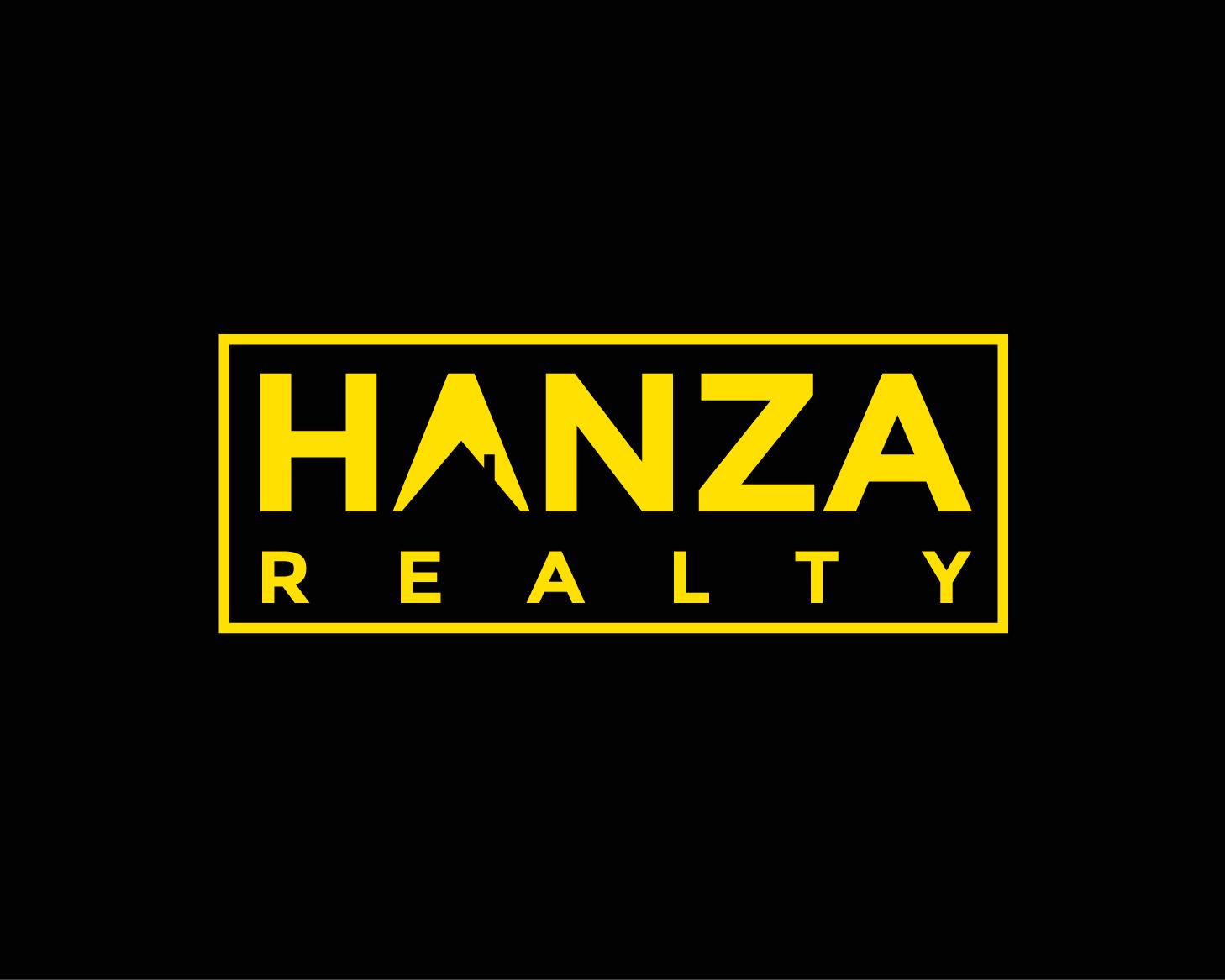 Logo Design by Allan Esclamado - Entry No. 9 in the Logo Design Contest Logo Design for Hanza Realty.