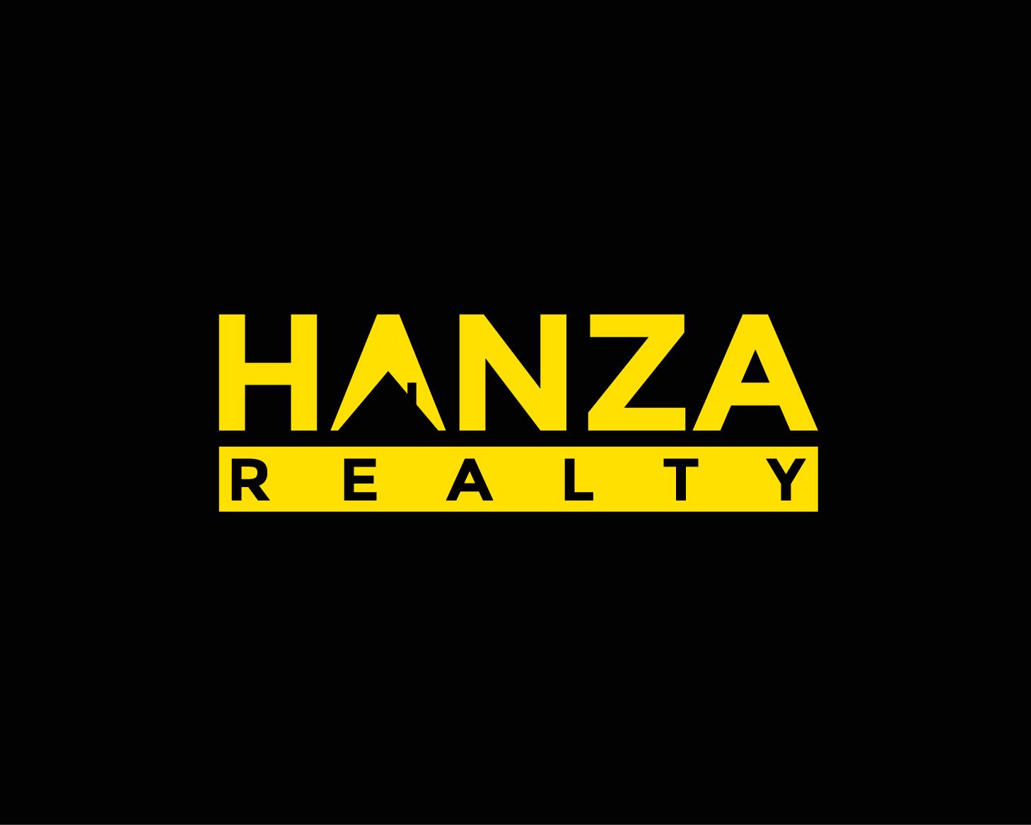 Logo Design by Allan Esclamado - Entry No. 10 in the Logo Design Contest Logo Design for Hanza Realty.