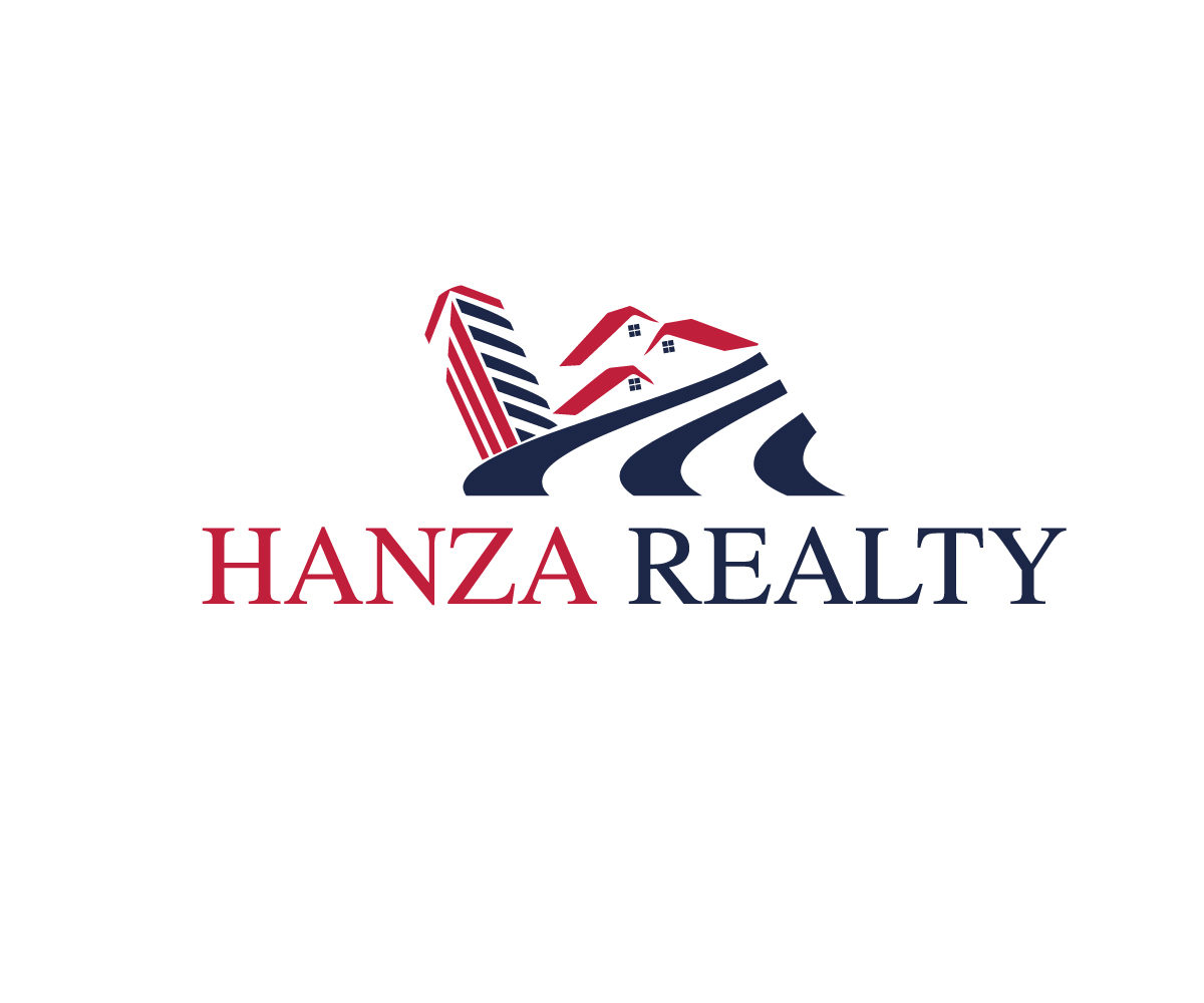 Logo Design by Apple Food - Entry No. 13 in the Logo Design Contest Logo Design for Hanza Realty.