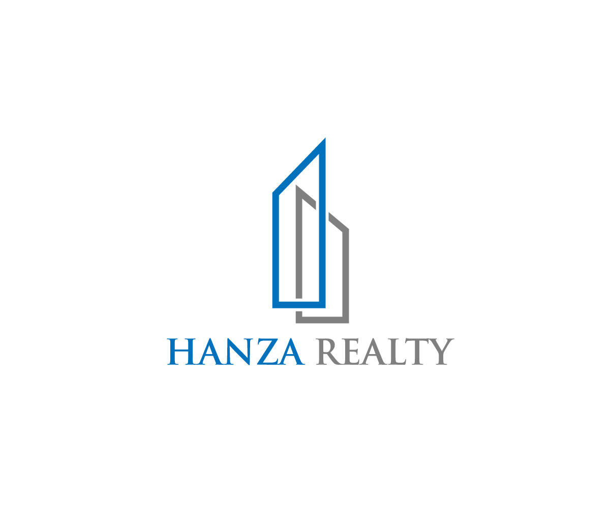 Logo Design by ARMAN HOSSAIN - Entry No. 16 in the Logo Design Contest Logo Design for Hanza Realty.