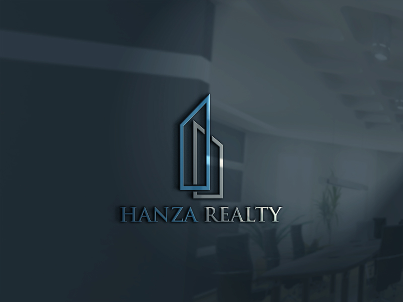 Logo Design by ARMAN HOSSAIN - Entry No. 18 in the Logo Design Contest Logo Design for Hanza Realty.