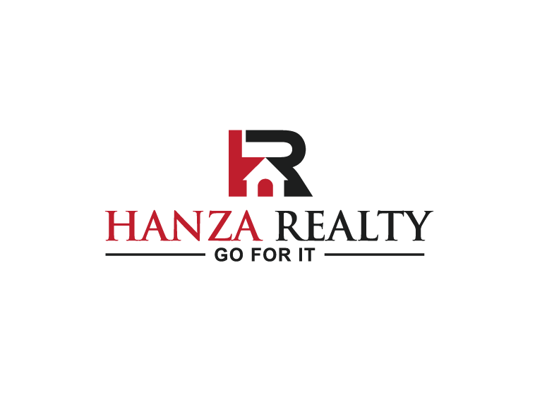 Logo Design by Shahnawaz Ahmed - Entry No. 20 in the Logo Design Contest Logo Design for Hanza Realty.