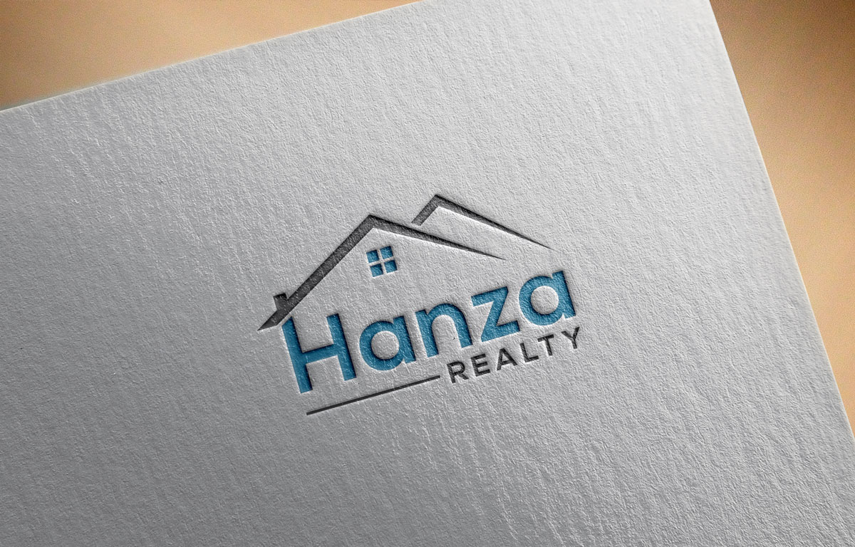 Logo Design by Private User - Entry No. 36 in the Logo Design Contest Logo Design for Hanza Realty.
