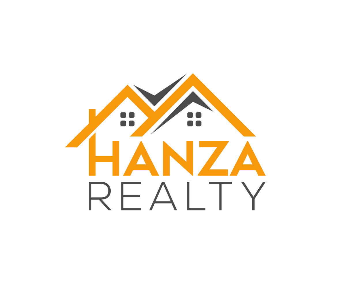 Logo Design by One Touch - Entry No. 47 in the Logo Design Contest Logo Design for Hanza Realty.