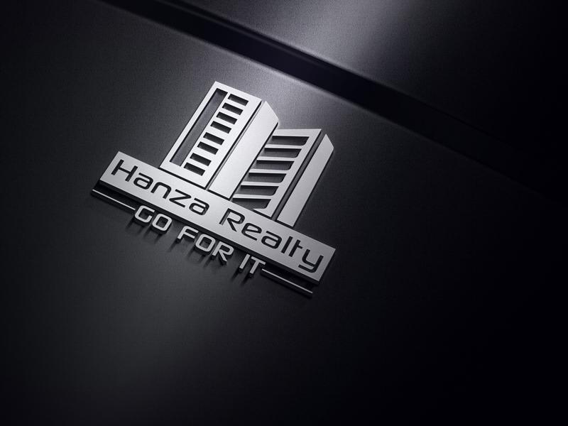 Logo Design by Shahporan Hossain - Entry No. 48 in the Logo Design Contest Logo Design for Hanza Realty.