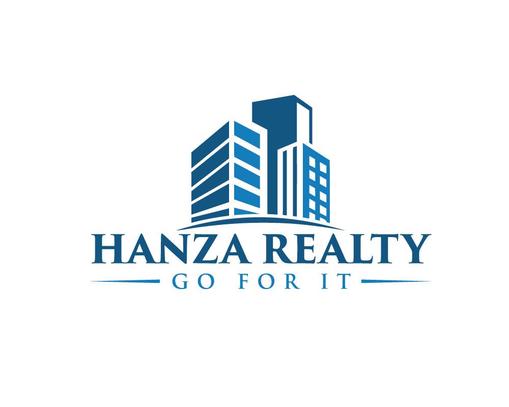 Logo Design by Desing Paglla - Entry No. 51 in the Logo Design Contest Logo Design for Hanza Realty.