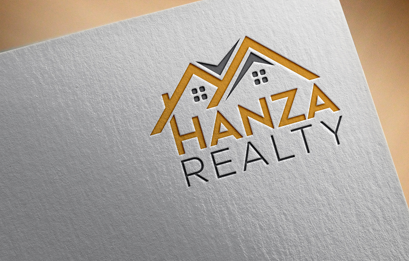 Logo Design by One Touch - Entry No. 56 in the Logo Design Contest Logo Design for Hanza Realty.