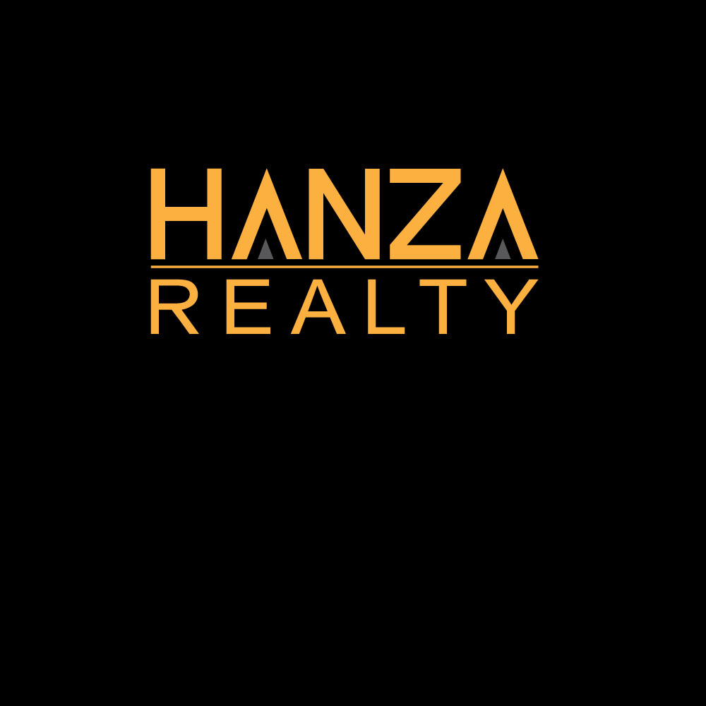 Logo Design by Ismail Hossain - Entry No. 61 in the Logo Design Contest Logo Design for Hanza Realty.