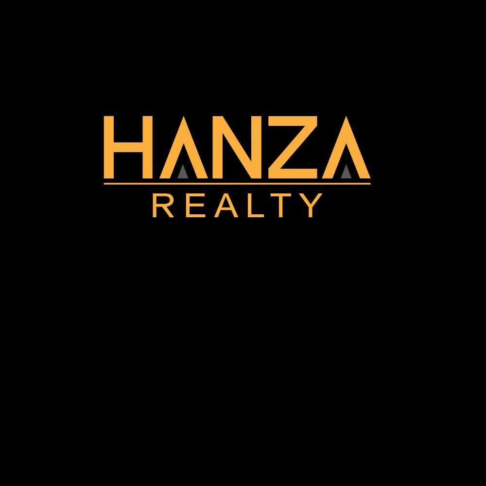 Logo Design by Ismail Hossain - Entry No. 66 in the Logo Design Contest Logo Design for Hanza Realty.