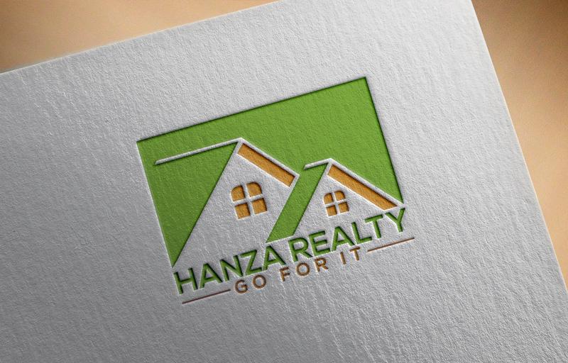 Logo Design by Masum Billah - Entry No. 70 in the Logo Design Contest Logo Design for Hanza Realty.