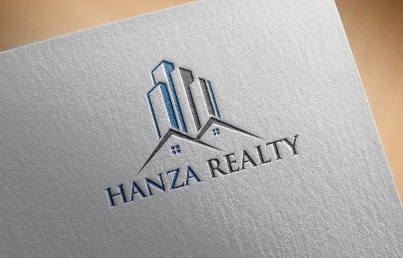 Logo Design by Mahedi Hasan - Entry No. 77 in the Logo Design Contest Logo Design for Hanza Realty.