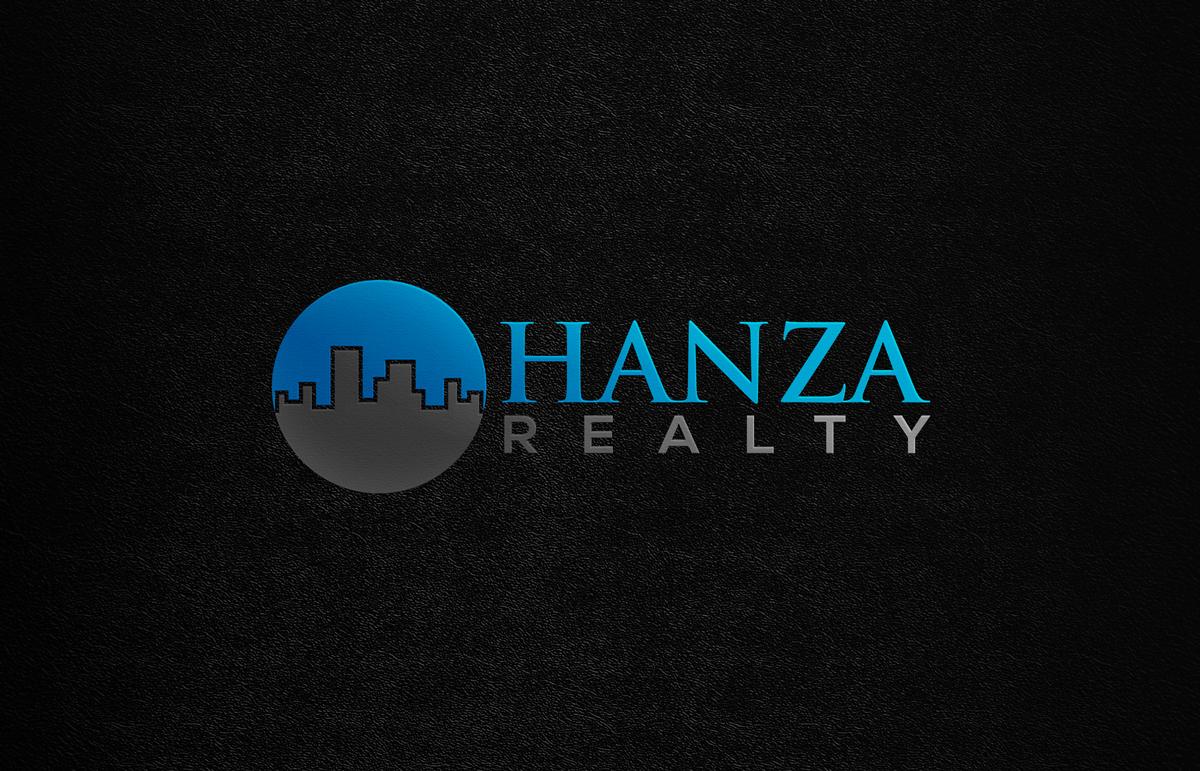 Logo Design by Saiful Islam - Entry No. 91 in the Logo Design Contest Logo Design for Hanza Realty.