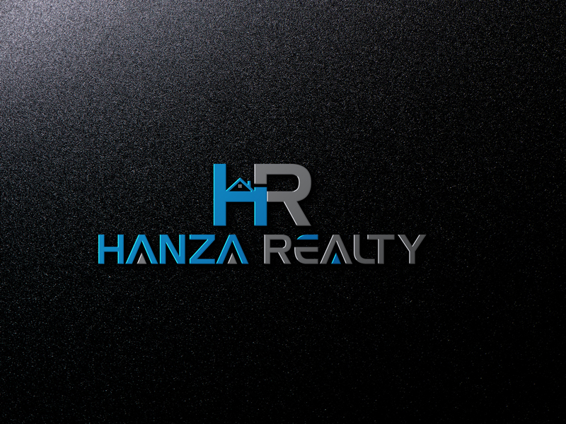 Logo Design by MAlamgir Hossain - Entry No. 96 in the Logo Design Contest Logo Design for Hanza Realty.