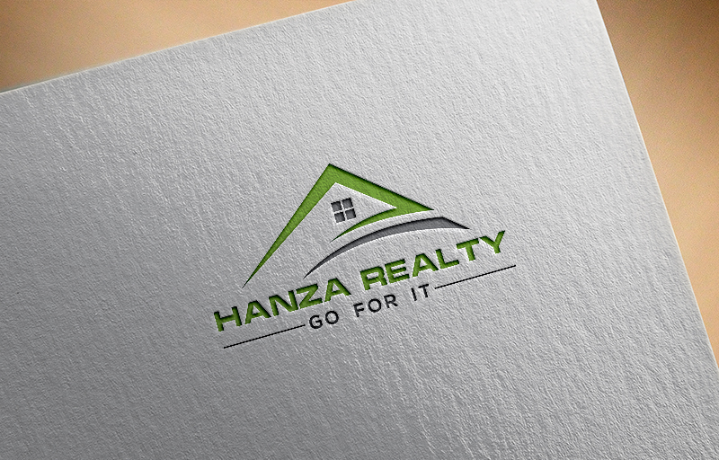 Logo Design by Tuhin Mazumder - Entry No. 105 in the Logo Design Contest Logo Design for Hanza Realty.