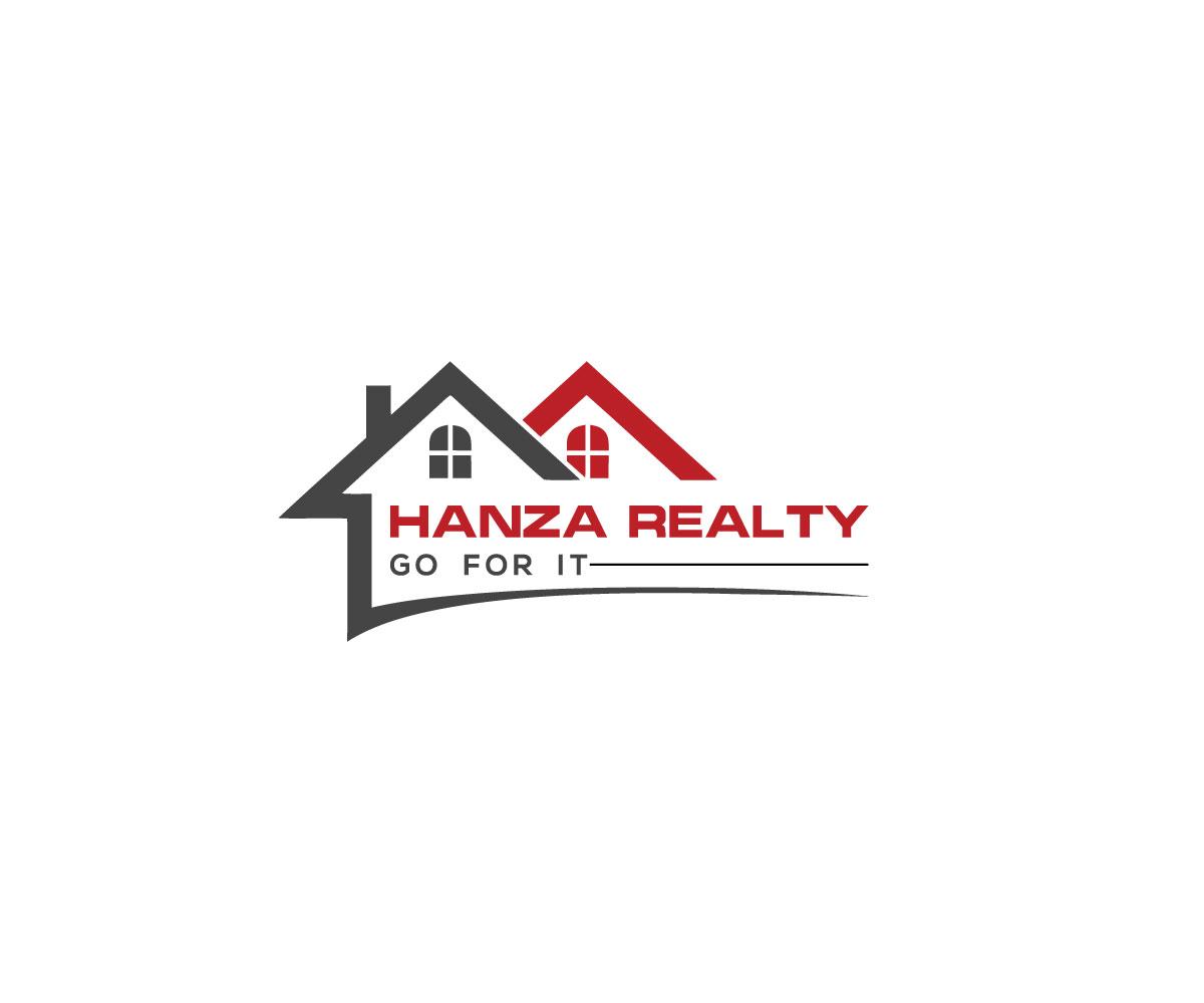 Logo Design by Tuhin Mazumder - Entry No. 108 in the Logo Design Contest Logo Design for Hanza Realty.