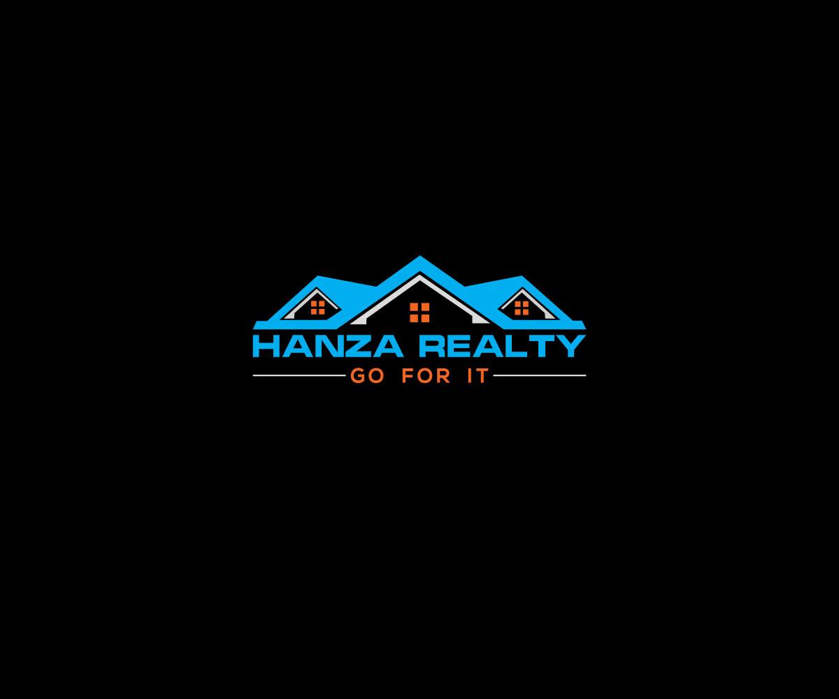 Logo Design by Tuhin Mazumder - Entry No. 110 in the Logo Design Contest Logo Design for Hanza Realty.