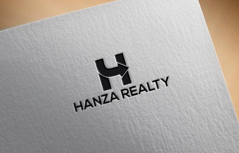 Logo Design by Md Nizam Uddin - Entry No. 114 in the Logo Design Contest Logo Design for Hanza Realty.