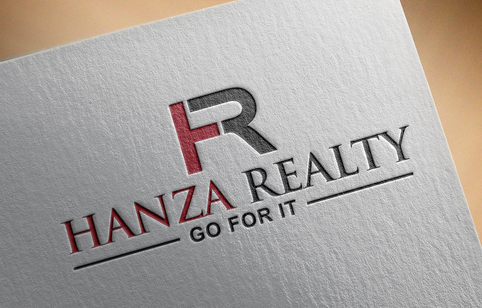 Logo Design by Shahnawaz Ahmed - Entry No. 118 in the Logo Design Contest Logo Design for Hanza Realty.
