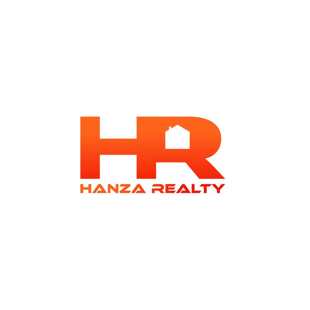 Logo Design by Easrat Jahan - Entry No. 138 in the Logo Design Contest Logo Design for Hanza Realty.
