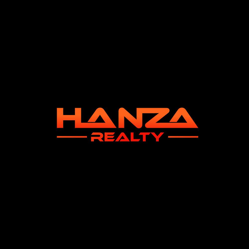 Logo Design by Easrat Jahan - Entry No. 140 in the Logo Design Contest Logo Design for Hanza Realty.
