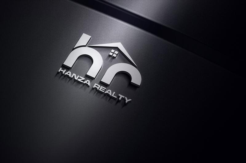 Logo Design by Md Harun Or Rashid - Entry No. 149 in the Logo Design Contest Logo Design for Hanza Realty.