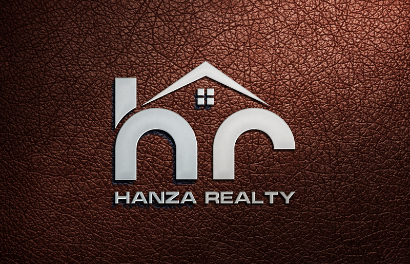 Logo Design by Md Harun Or Rashid - Entry No. 153 in the Logo Design Contest Logo Design for Hanza Realty.