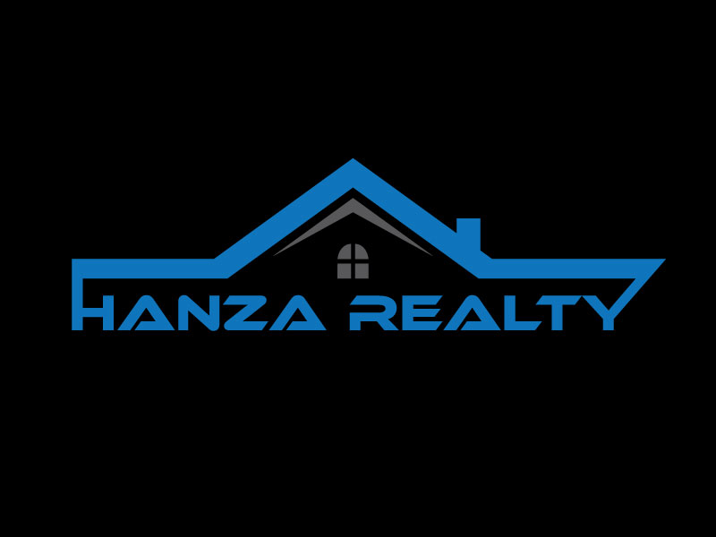 Logo Design by Rased Vai - Entry No. 162 in the Logo Design Contest Logo Design for Hanza Realty.