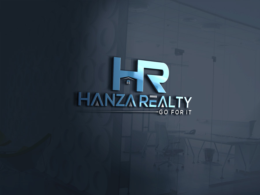 Logo Design by Magic Tools - Entry No. 169 in the Logo Design Contest Logo Design for Hanza Realty.
