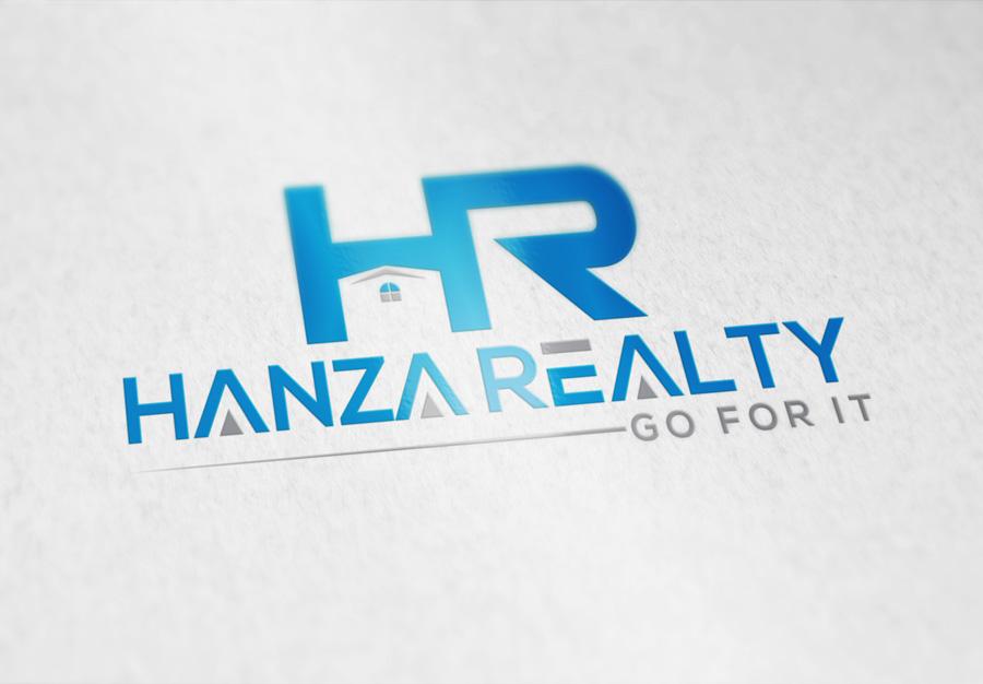 Logo Design by Magic Tools - Entry No. 171 in the Logo Design Contest Logo Design for Hanza Realty.