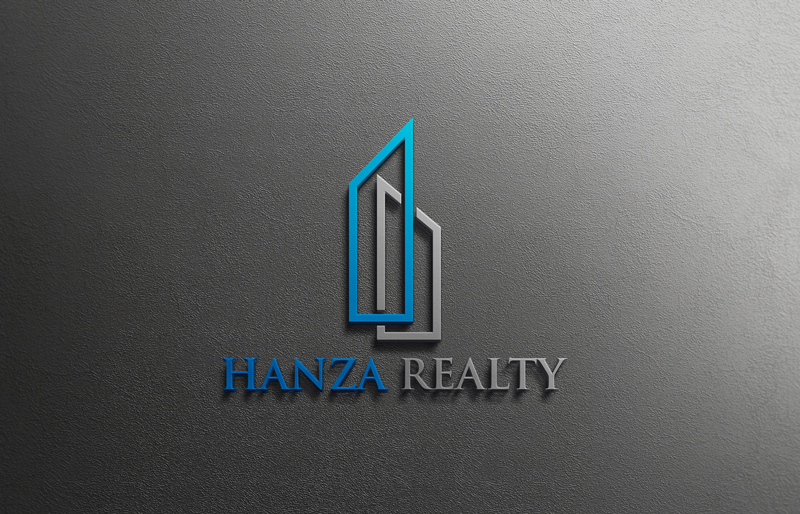 Logo Design by ARMAN HOSSAIN - Entry No. 172 in the Logo Design Contest Logo Design for Hanza Realty.