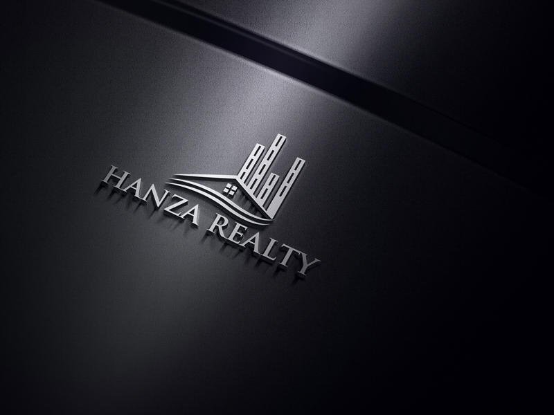 Logo Design by ARMAN HOSSAIN - Entry No. 180 in the Logo Design Contest Logo Design for Hanza Realty.
