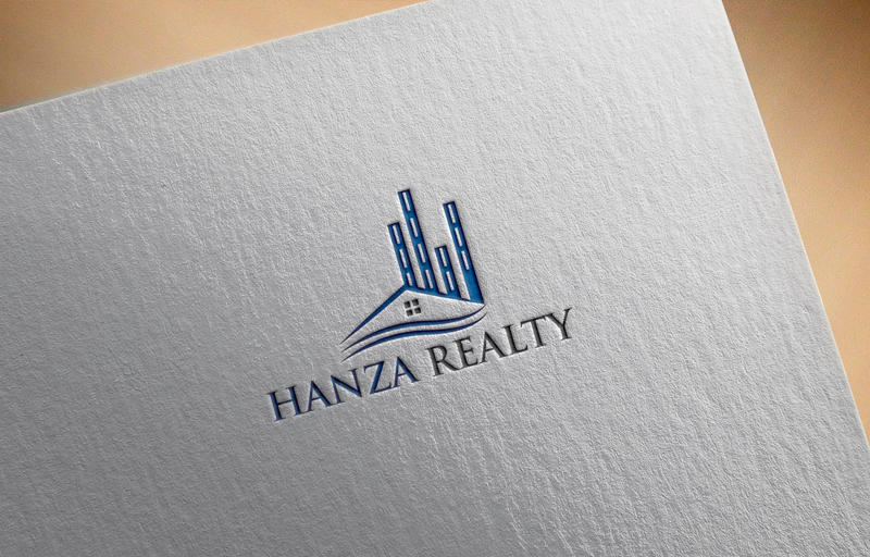 Logo Design by ARMAN HOSSAIN - Entry No. 184 in the Logo Design Contest Logo Design for Hanza Realty.