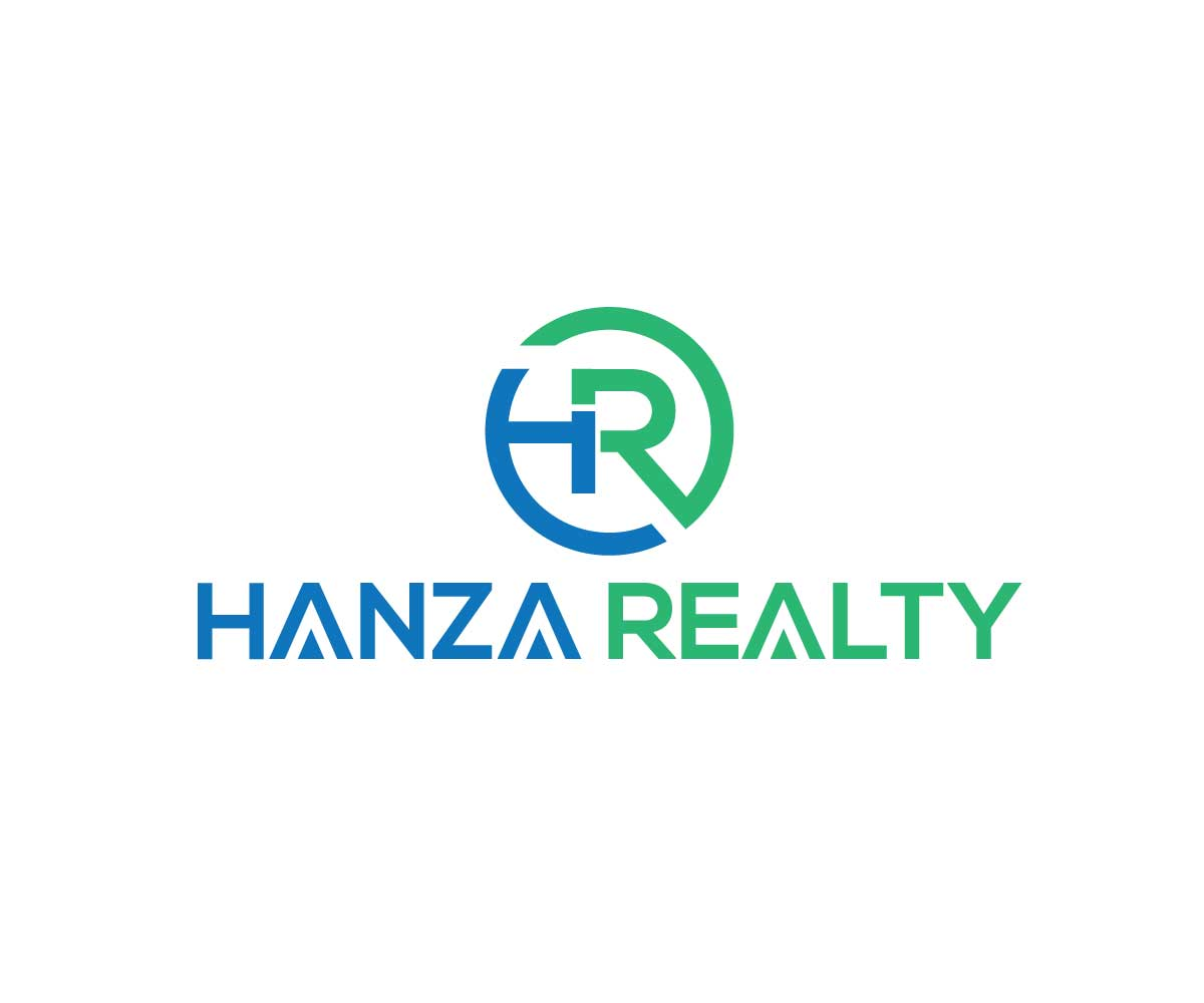 Logo Design by MAlamgir Hossain - Entry No. 189 in the Logo Design Contest Logo Design for Hanza Realty.