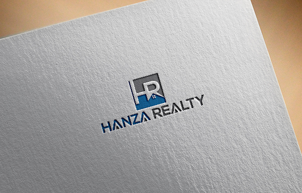 Logo Design by Nur Designer - Entry No. 202 in the Logo Design Contest Logo Design for Hanza Realty.