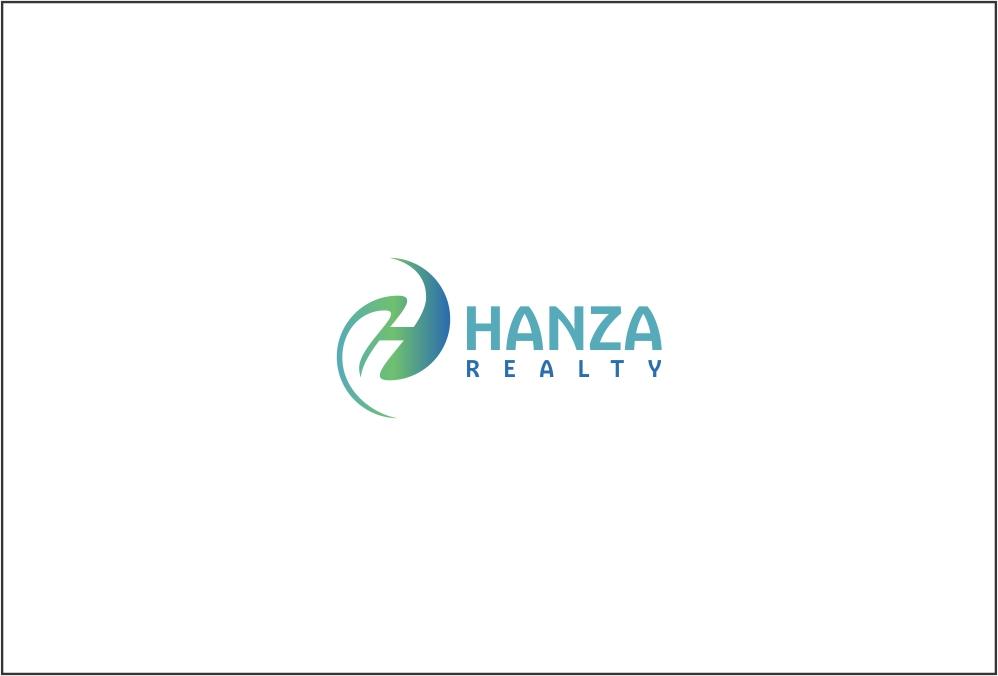 Logo Design by ian69 - Entry No. 204 in the Logo Design Contest Logo Design for Hanza Realty.