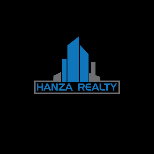 Logo Design by Maksud Rifat - Entry No. 215 in the Logo Design Contest Logo Design for Hanza Realty.