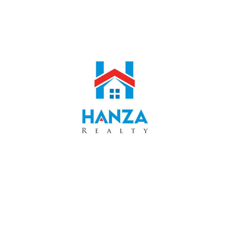 Logo Design by M h Rubel - Entry No. 216 in the Logo Design Contest Logo Design for Hanza Realty.