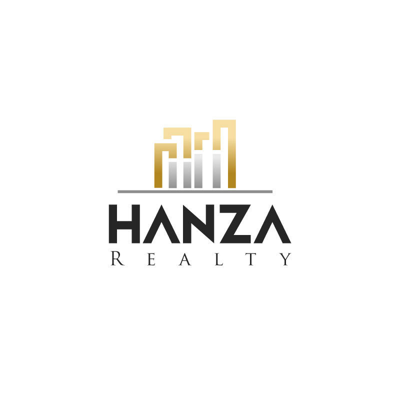 Logo Design by M h Rubel - Entry No. 230 in the Logo Design Contest Logo Design for Hanza Realty.