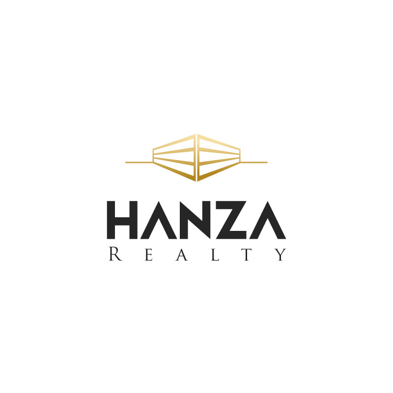 Logo Design by M h Rubel - Entry No. 232 in the Logo Design Contest Logo Design for Hanza Realty.
