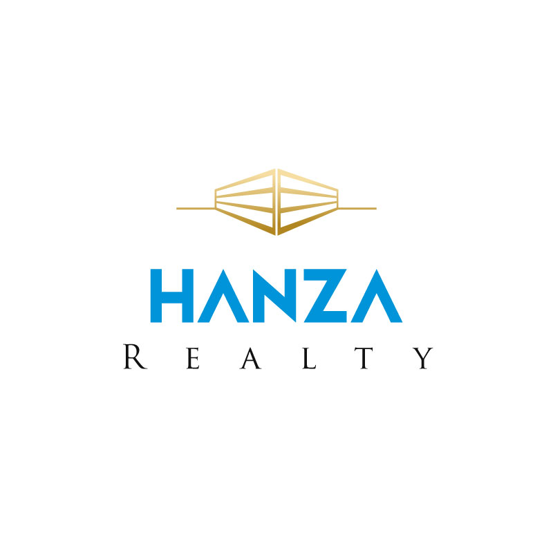 Logo Design by M h Rubel - Entry No. 233 in the Logo Design Contest Logo Design for Hanza Realty.