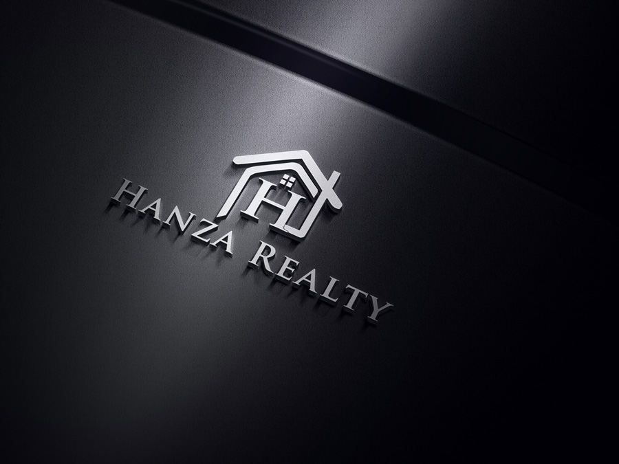 Logo Design by Nillakas Design - Entry No. 243 in the Logo Design Contest Logo Design for Hanza Realty.
