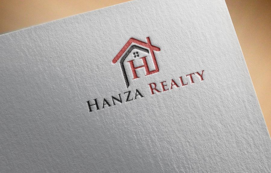 Logo Design by Nillakas Design - Entry No. 244 in the Logo Design Contest Logo Design for Hanza Realty.