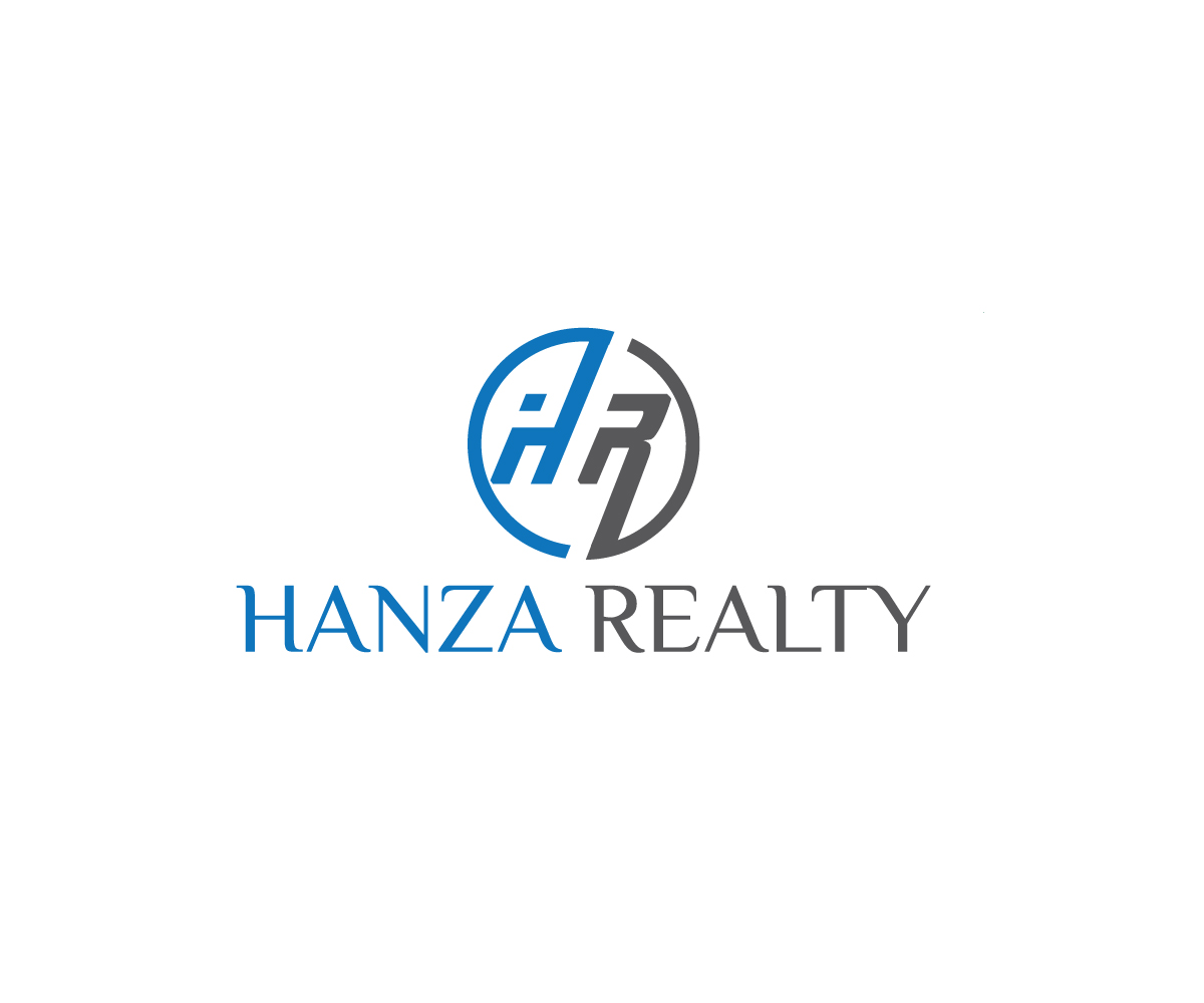 Logo Design by Apple Food - Entry No. 245 in the Logo Design Contest Logo Design for Hanza Realty.