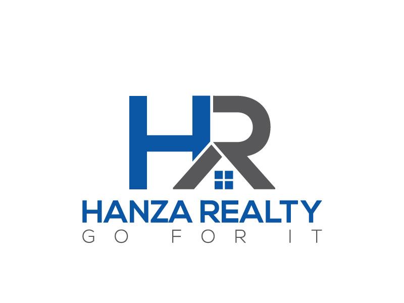 Logo Design by Shahriyar Shuvo - Entry No. 246 in the Logo Design Contest Logo Design for Hanza Realty.