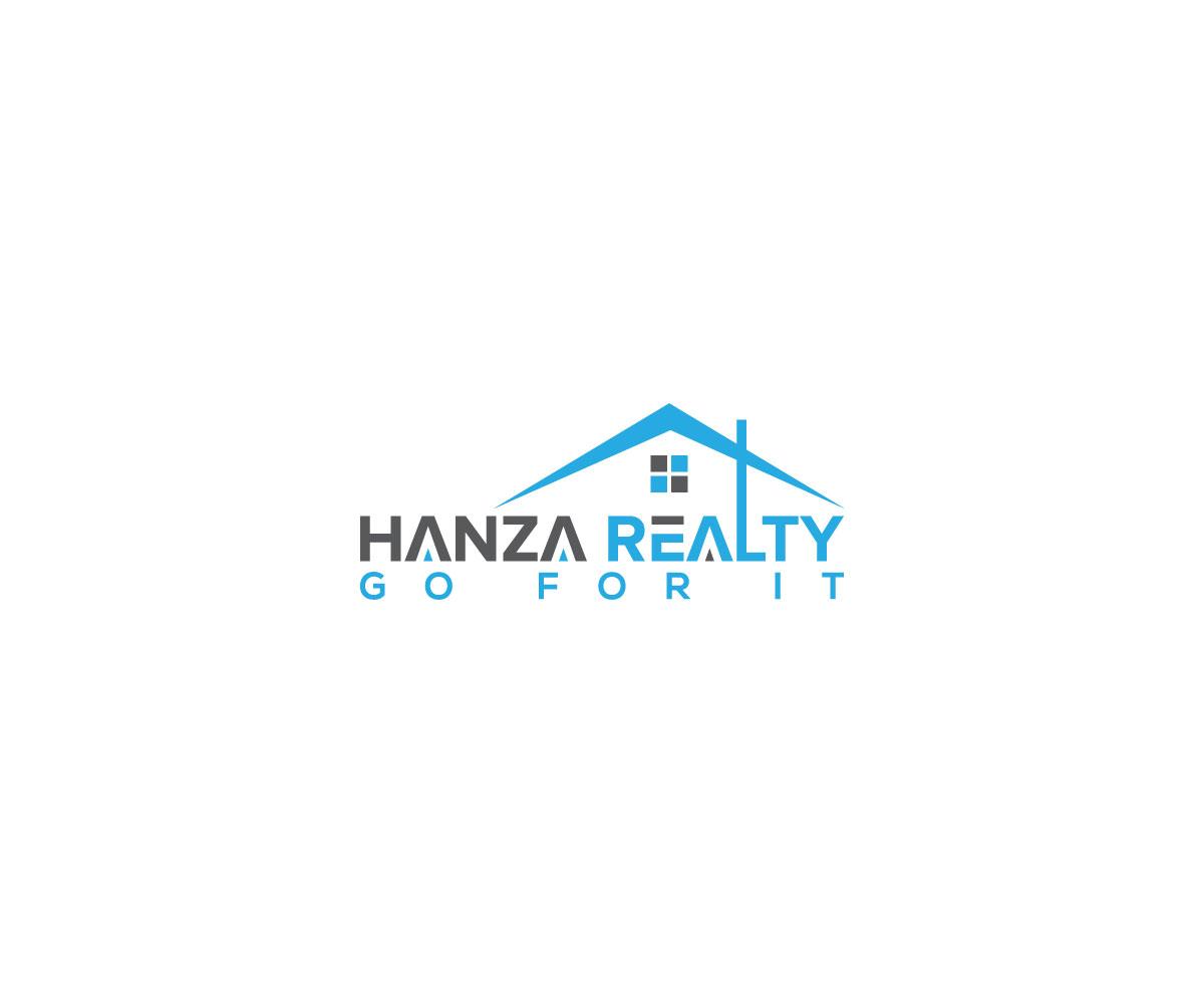 Logo Design by Private User - Entry No. 259 in the Logo Design Contest Logo Design for Hanza Realty.