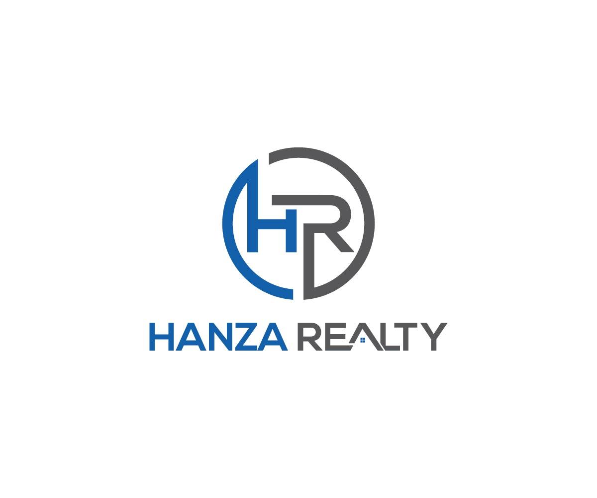 Logo Design by Private User - Entry No. 262 in the Logo Design Contest Logo Design for Hanza Realty.