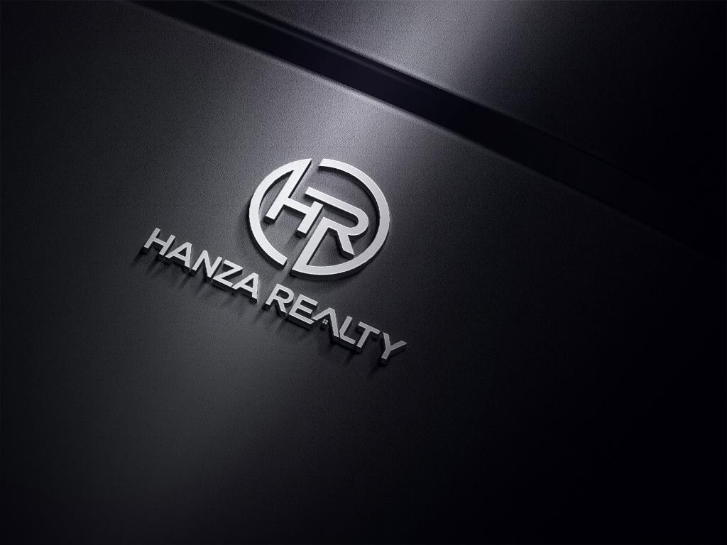 Logo Design by Private User - Entry No. 263 in the Logo Design Contest Logo Design for Hanza Realty.
