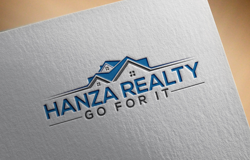 Logo Design by Masum Billah - Entry No. 267 in the Logo Design Contest Logo Design for Hanza Realty.
