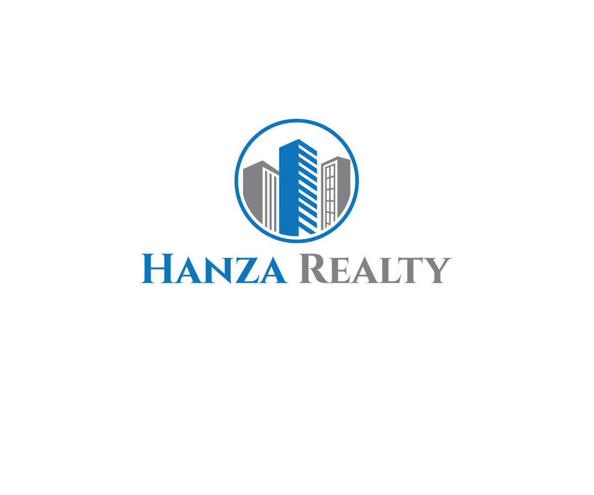 Logo Design by Zannatul Ferdous - Entry No. 278 in the Logo Design Contest Logo Design for Hanza Realty.