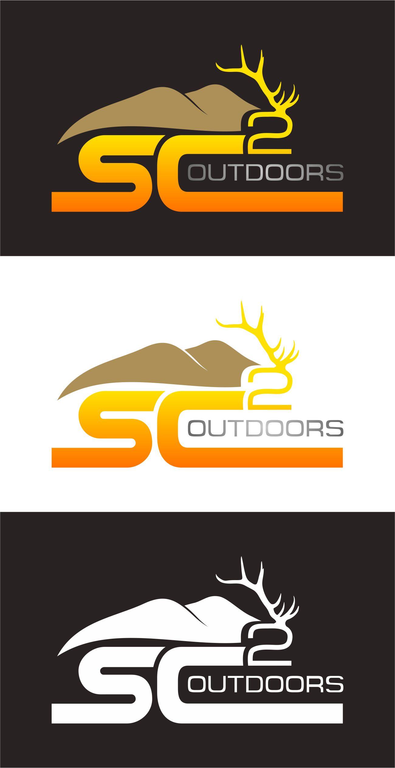 Logo Design by RasYa Muhammad Athaya - Entry No. 219 in the Logo Design Contest Imaginative Logo Design for SC2 Outdoors Hunting / Fishing Logo.